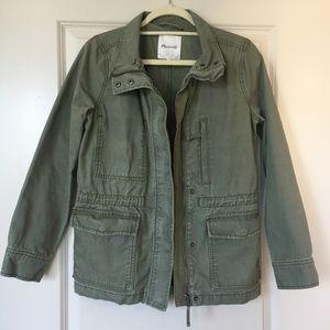 Madewell Passage Utility Jacket